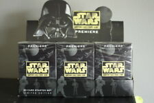 1 x Star Wars CCG Premiere Limited Edition - Starter Deck  - NEW SEALED SWCCG