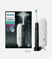 PHILIPS Sonicare ProtectiveClean 5100 Electric Toothbrush HX6850/10 Black BNIB