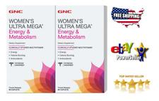 GNC Women's Ultra Mega Energy & Metabolism Multivitamin (180 ct.) *BEST DEALS*