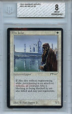 MTG Arabian Nights Abu Jafar BGS 8.0 nm-mt card Magic the Gathering WOTC 3577