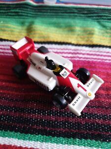 Tomy Aurora AFX Tyco Scalextric Micro F1 Slot Car 1:64