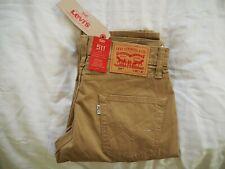 """Levis 511 Slim Fit Jeans Waist 29"""" Leg 32"""" 04511-1525 Harvest Rinse"""