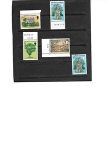 GUERNSEY MINT - THE EXILE OF VICTOR HUGO ON GUERNSEY SG:GG126/129 6th JUNE 1975