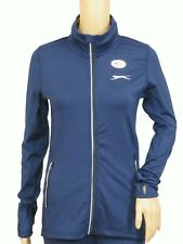 Slazenger Ashford Womens Zip Through Jacket Sport Running Activewear