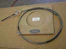 """NOS OEM Ford 1978 1979 Ford Truck Front Parking Brake Cable F100 F150 133"""" WB"""