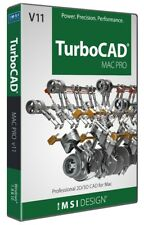 TurboCAD Mac Pro 11 2D & 3D CAD Software for MAC -- Download