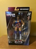 IN HAND * WWE Mattel Don Muraco Survivor Series Elite Walmart Exclusive Figure
