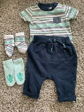 Gymboree 3-6 Month Boys Outfit