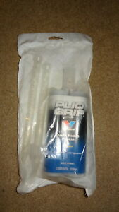 Plio Grip adhesive. panel, bumper, body repair. Ford, Chevy, Dodge, Pontiac, AMC