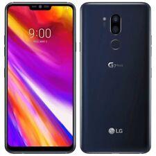 LG G7 ThinQ LMG710EM - 64GB - Aurora Black (Ohne Simlock)