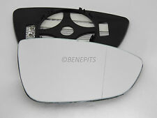 Wing Mirror Glass For VW Scirocco 2008-2018 Wide Angle HEAT Right  Side #1047