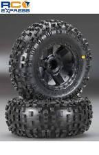 Pro-Line Badlands 2.8 Mounted Black Front Electric Tires PRO1173-12