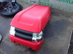 WESTWOOD  RIDE ON MOWER LATER STYLE BONNETT GOOD HINGES