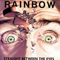 Rainbow - Straight Between The Eyes (NEW CD)