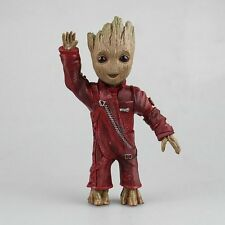 "Headplay Guardians Of The Galaxy 7"" Groot Resin Statue Hello Ver. New"