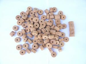 "100 CORK RING 1""X1/2"" GRADE A BORE 1/4"""