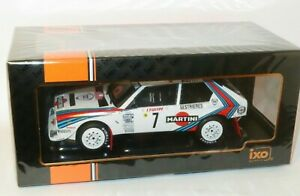1/18 Lancia Delta S4 Group B  Martini Racing  Rally Monte Carlo 1986  H.Toivonen