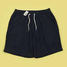 Cotton Blend Casual Men's Shorts