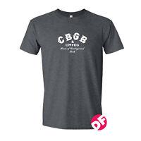 CBGB Tshirt OMFUG Home of Underground Rock Club Punk NYC Premium T-shirt