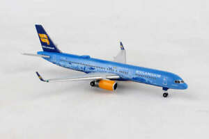 HE531108 HERPA WINGS ICELANDAIR 757-200 VATNAJOKULL 80 YEARS  1/500 DIE-CAST
