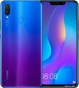Huawei nova 3i smartphone 128GB 4GB RAM Hybrid Dual SIM Unlocked google play