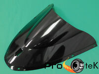 Ducati 749 999 S SP R ABS Smoke Black Double Bubble Windscreen Windshield