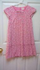 MINI BODEN Girls Pink Corduroy Dress Size 11 12