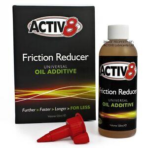 ACTIV8 Oil Additive - Fiat Seicento,Tempra,Tipo,Uno.