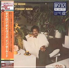 TYRONE DAVIS-IN THE MOOD WITH-JAPAN MINI LP BLU-SPEC CD2 Ltd/Ed E51