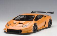 Autoart 81558 - 1/18 Lamborghini Huracán Super Trofeo 2015 - Pearl Orange - Neu