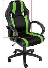 ERSATZ-Rückenlehne für Bürostuhl Sportsitz Rennstuhl Chefsessel Racing grün