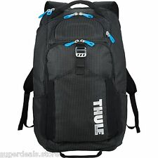 Thule 32L Crossover Backpack For 15 Inch MacBook Pro Or PC Black - Black