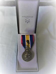 Très rare Médaille de la Gendarmerie Nationale nominée et datée + extrait