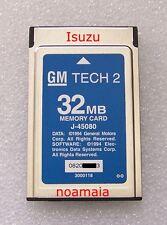 New Original 32mb card for Isuzu 98-2011 v11.710 use with Tech 2 Tech2