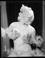 Marion Martin Breathtaking Risque 1930's Glamour Vintage Murray Korman Negative
