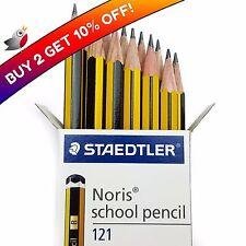 12 x Staedtler Noris Norris Pencils Boxed 121 HB - Buy 2 get 10% off