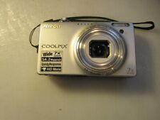 nikon coolpix camera      s6000      b1.07