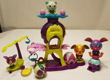 Spin Master Zoobles Lot With Some Figures