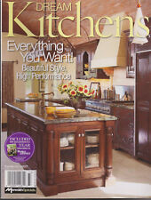 DREAM KITCHENS MAGAZINE FALL/WINTER 2007 *EVERYTHING YOU WANT*