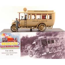 FIAT 18BL AUTOCORRIERA VALLESAVIO 1910-1915 ED.LIM.PCS 50 1:43 Rio Taxi