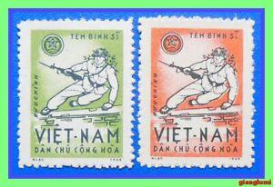 North Vietnam 1965 Military frank MNH NGAI