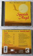 PAUL WINTER CONSORT Spanish Angel .. Rare 1993 Digital Earth Music CD TOP
