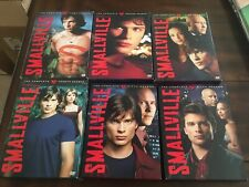 Smallville Lot Season 1 2 3 4 5 6 1st 2nd 3rd 4th 5th 6th tv series superman Dc