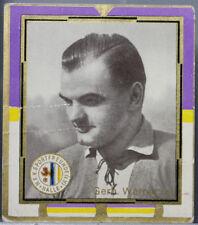 FOOTBALL BILD KÖNIG Fußball 1935/36  † GERHARD WARNECKE HFV SPORTFREUNDE HALLE