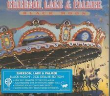 EMERSON, LAKE & PALMER Black Moon Deluxe Edition 2CD BRAND NEW Digipak