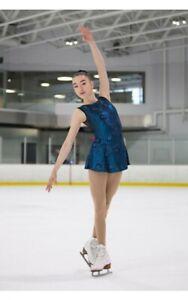 Mondor Model 674 Girls Skating Dress