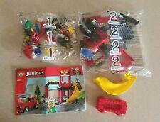 Lego 10671 Juniors Fire Emergency No Box 100% Complete