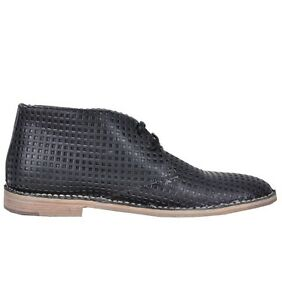 Dolce & Gabbana Runway Net Shoes Purple Braun Brown 02326