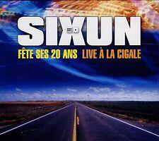SIXUN FETE SES 20 ANS - LIVE A LA CIGALE / 2 CDs
