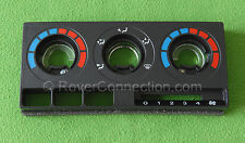 Land 95 Range Rover 94~99 Discovery Heater Temperature A/C Control Graphic Panel